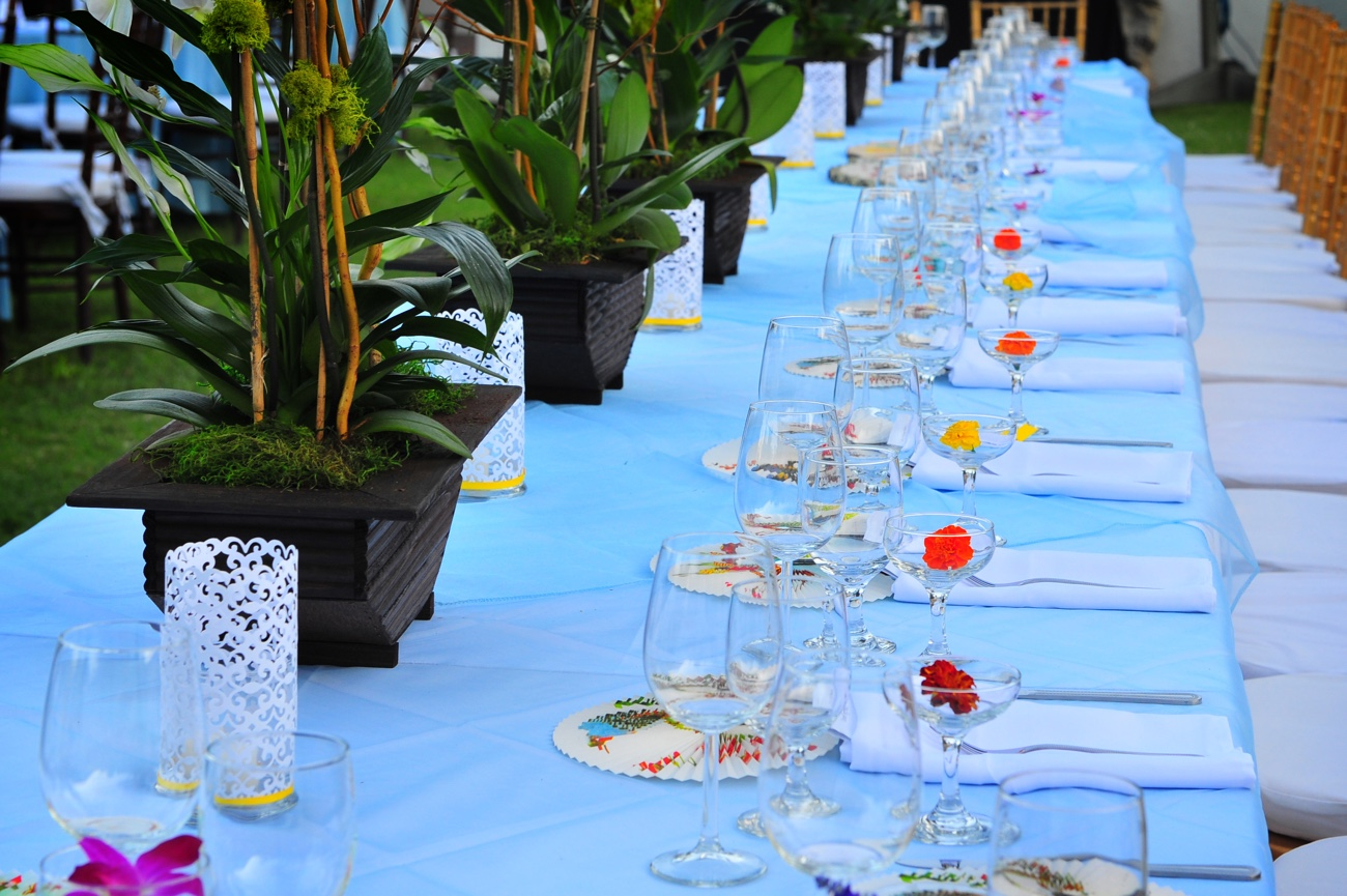 Palm Springs Catering Event