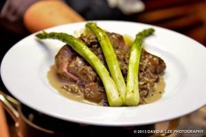 Menu Steaks