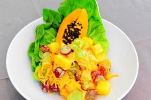 curry salad dash