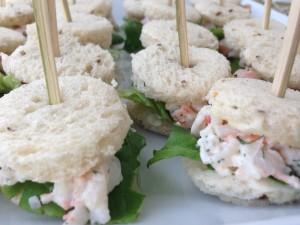 mini sandwich lunch dash