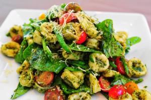 summer salad lunch dash