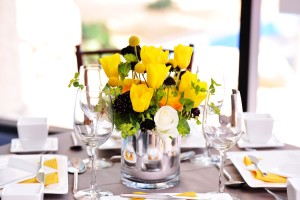 table setting dash