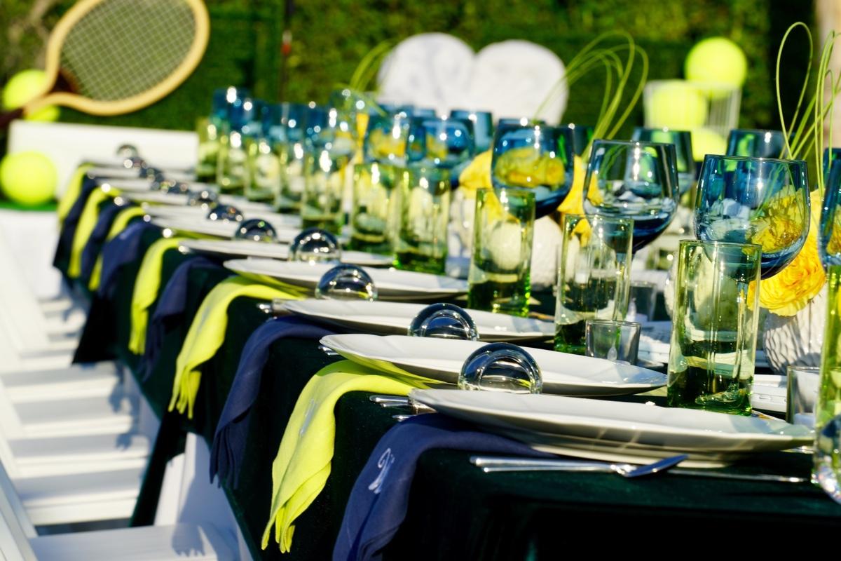 tennis themed event dash 2