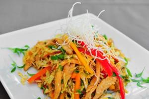 thai salad catering dash