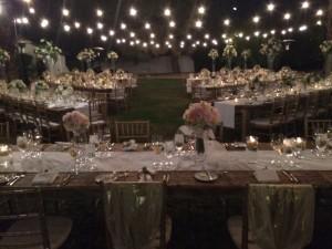 Charles Farrell Estate Wedding Palm Springs