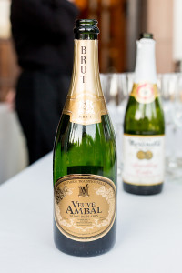 Champagne for a Catered Palm Springs Wedding