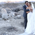 Palm Springs Wedding Video featured in LOCALE Magazine